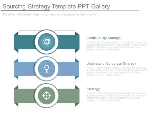 strategic sourcing master thesis proposal example