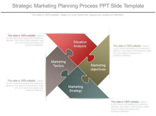 professional marketing presentation showing strategic marketing planning process ppt. Black Bedroom Furniture Sets. Home Design Ideas