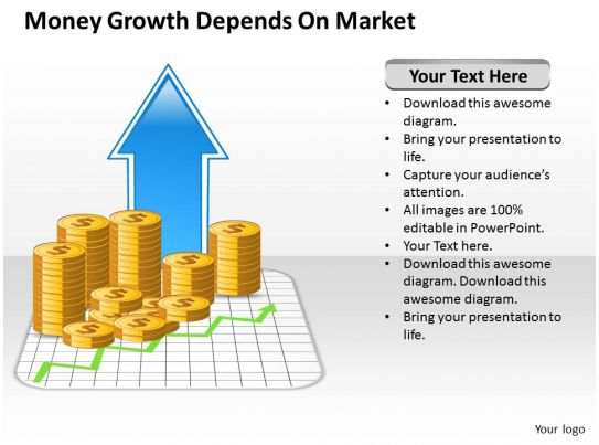 strategic plan to increase market share presentation Market share alternatives recommendation no increase to capacity requirements cut in-house items according to strategic plan.