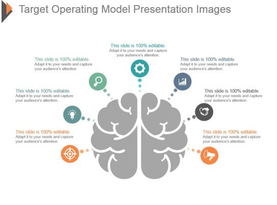 target operating model presentation images