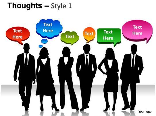 Powerpoint presentation slideshow