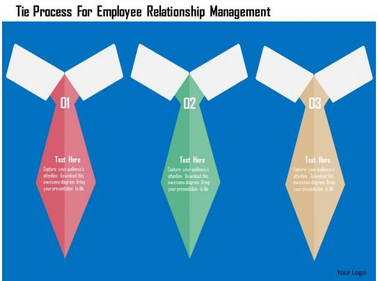 Tie process for employee relationship management flat powerpoint tie process for employee relationship management flat powerpoint design powerpoint presentation designs slide ppt graphics presentation template ccuart Image collections