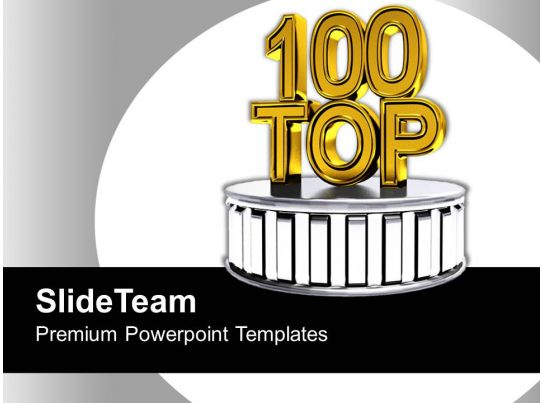 top  best award winning podium powerpoint templates ppt themes, Powerpoint