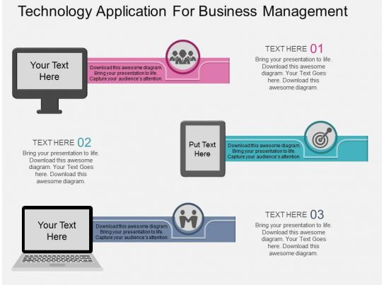 what is business technology applications