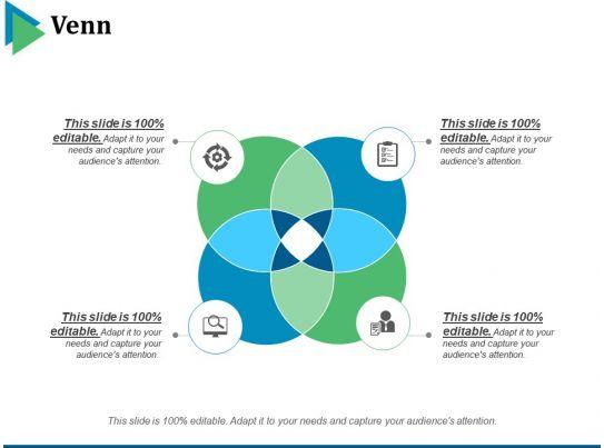 venn powerpoint slide deck template powerpoint presentation sample