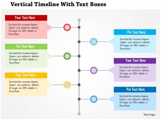 Vertical timeline template word nurufunicaasl vertical timeline template word vertical timeline with text boxes flat powerpoint design maxwellsz