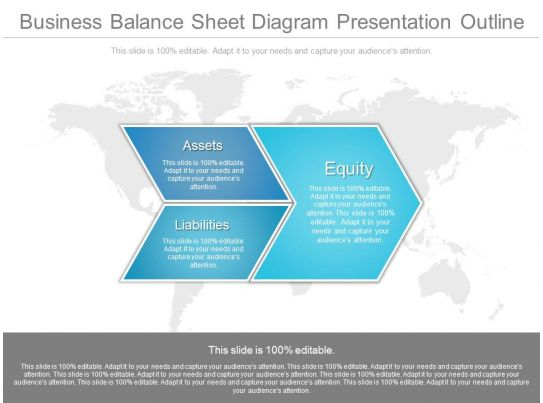 Awesome Sales Presentation Showing View Business Balance