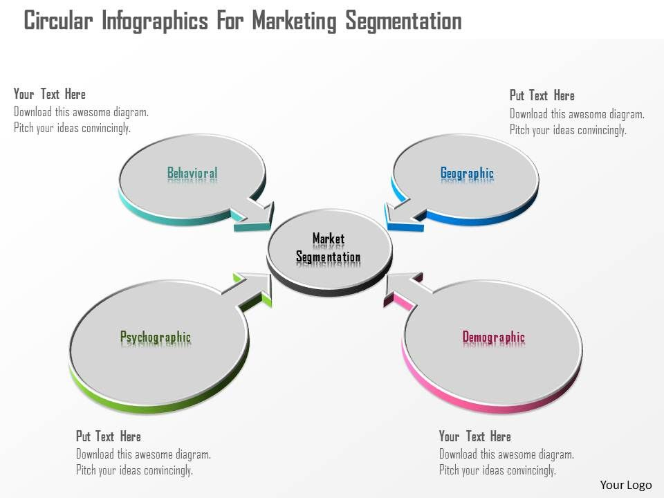 0115_circular_infographics_for_marketing_segmentation_powerpoint_template_Slide01