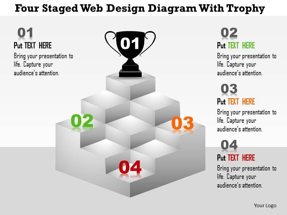 74063952 style variety 3 podium 4 piece powerpoint presentation, Presentation templates