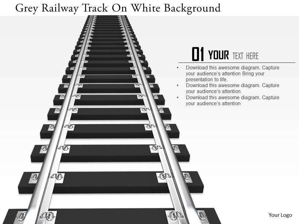 0115 grey railway track on white background image graphics for 0115greyrailwaytrackonwhitebackgroundimagegraphicsforpowerpointslide01 toneelgroepblik Image collections