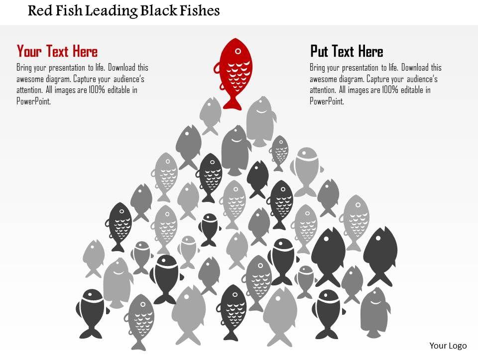 0115 red fish leading black fishes powerpoint template powerpoint 0115redfishleadingblackfishespowerpointtemplateslide01 0115redfishleadingblackfishespowerpointtemplateslide02 toneelgroepblik Gallery