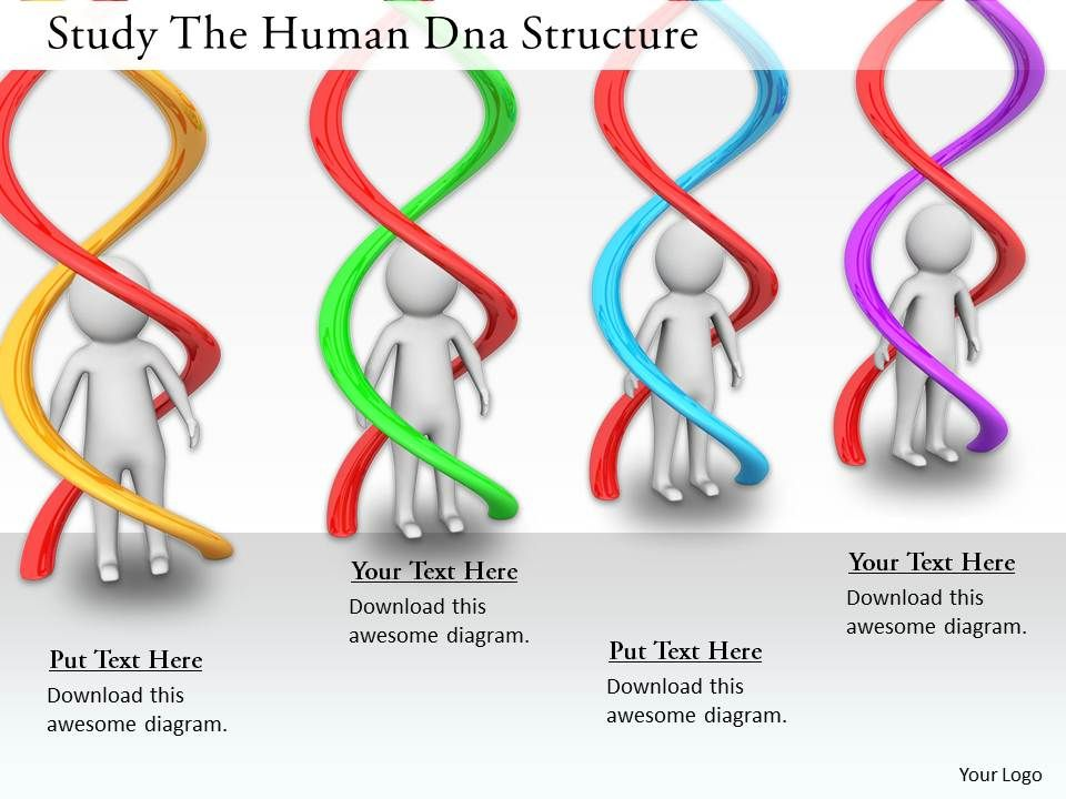 0214_study_the_human_dna_structure_ppt_graphics_icons_powerpoint_Slide01