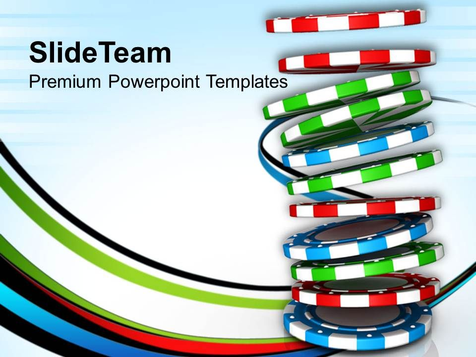 U0026 39 Casino U0026 39  Powerpoint Templates Ppt Slides Images Graphics