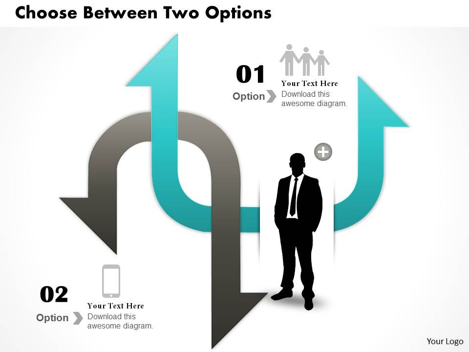 0314_business_ppt_diagram_choose_between_two_options_powerpoint_template_Slide01