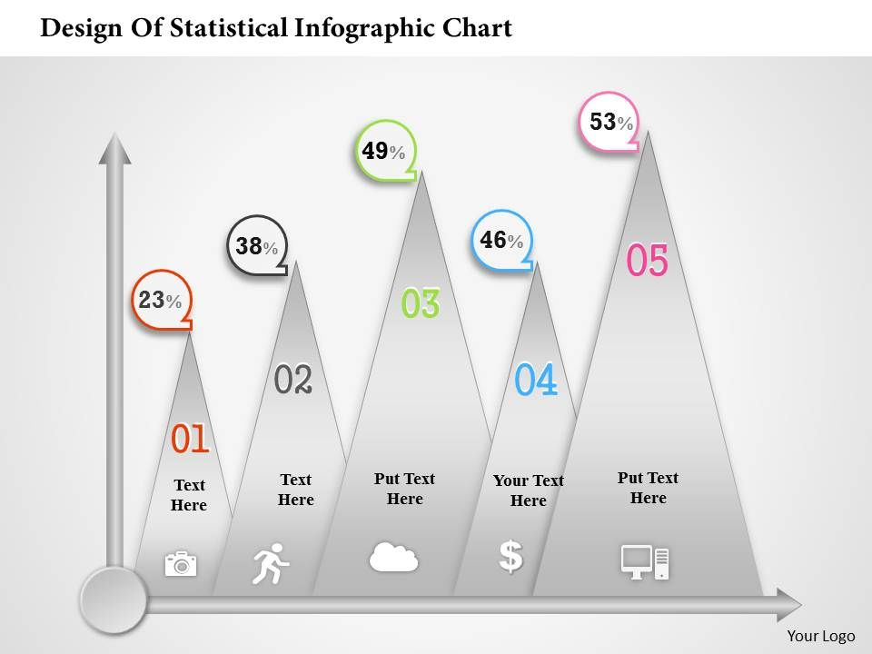 0314 Business Ppt Diagram Design Of Statistical Infographic Chart ...