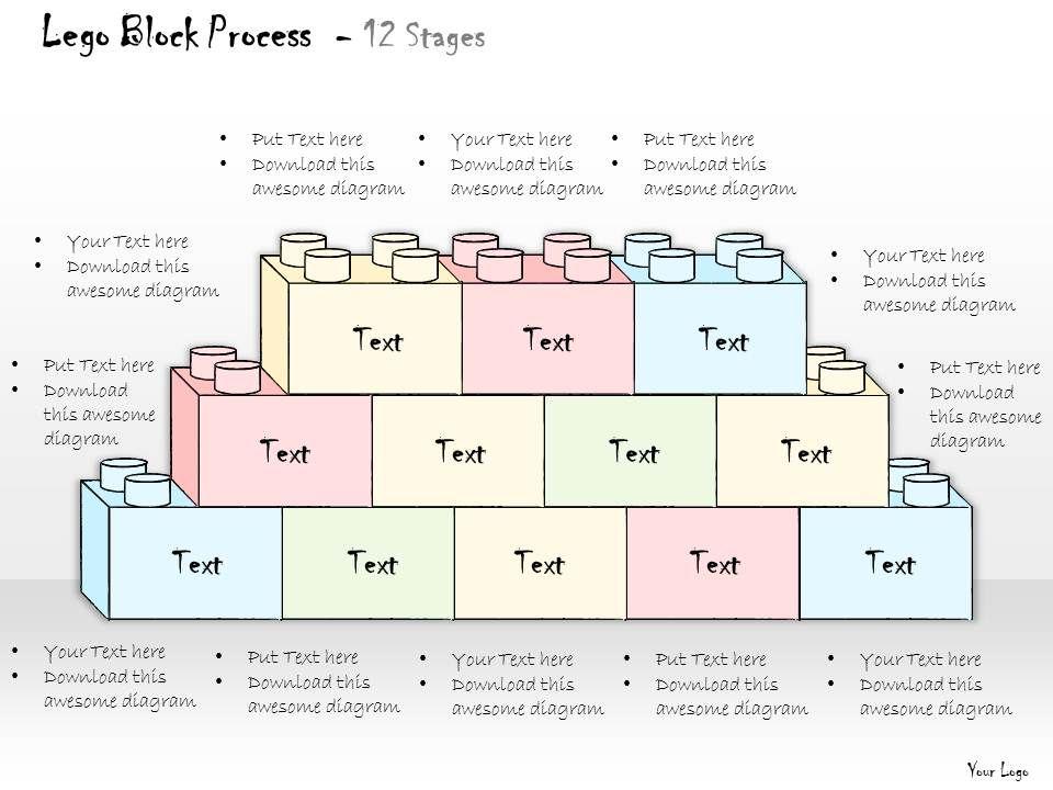 0314_business_ppt_diagram_lego_blocks_data_model_powerpoint_template_Slide01