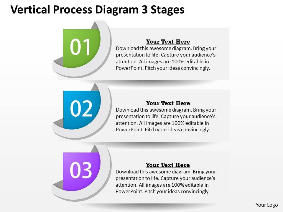 0314 business ppt diagram vertical process 3 stages powerpoint 0314 business ppt diagram vertical toneelgroepblik Image collections