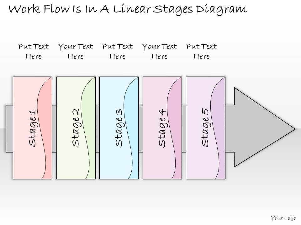0314_business_ppt_diagram_work_flow_linear_state_diagram_powerpoint_template_Slide01