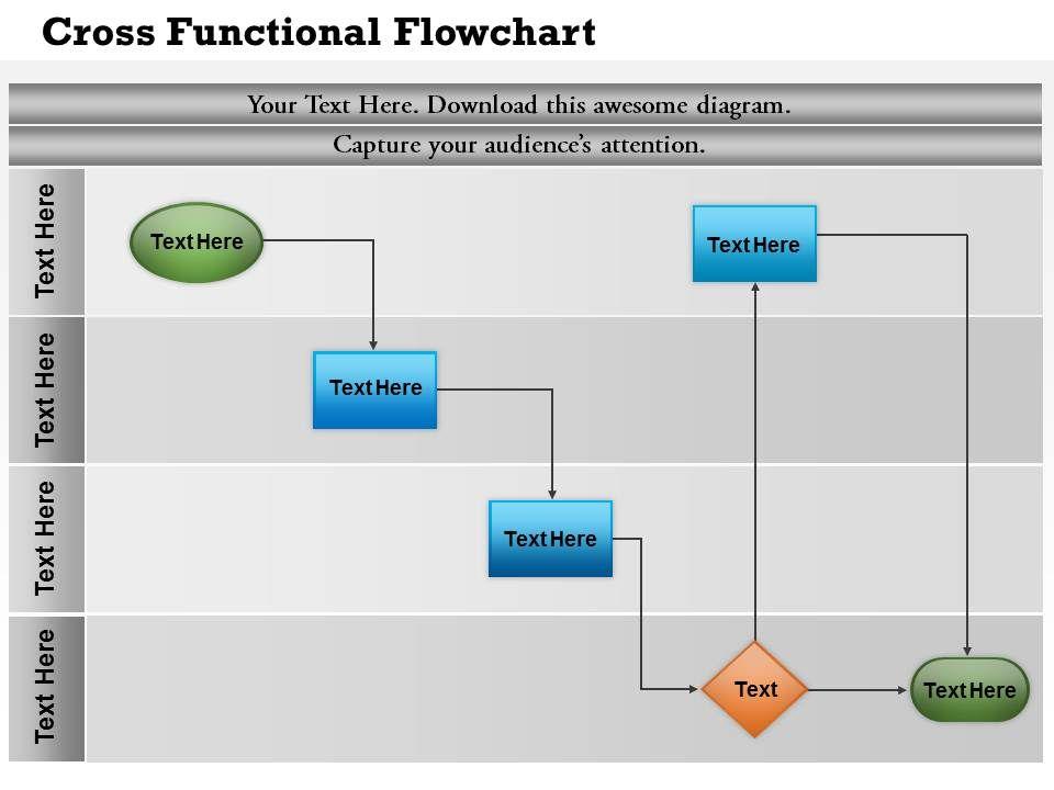0314 Cross Functional Swimlanes Template Powerpoint Templates