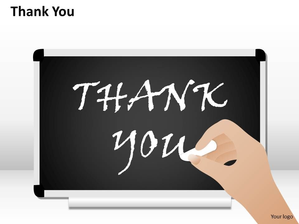 0314 Thank You End Slide Design | PowerPoint Slide ...