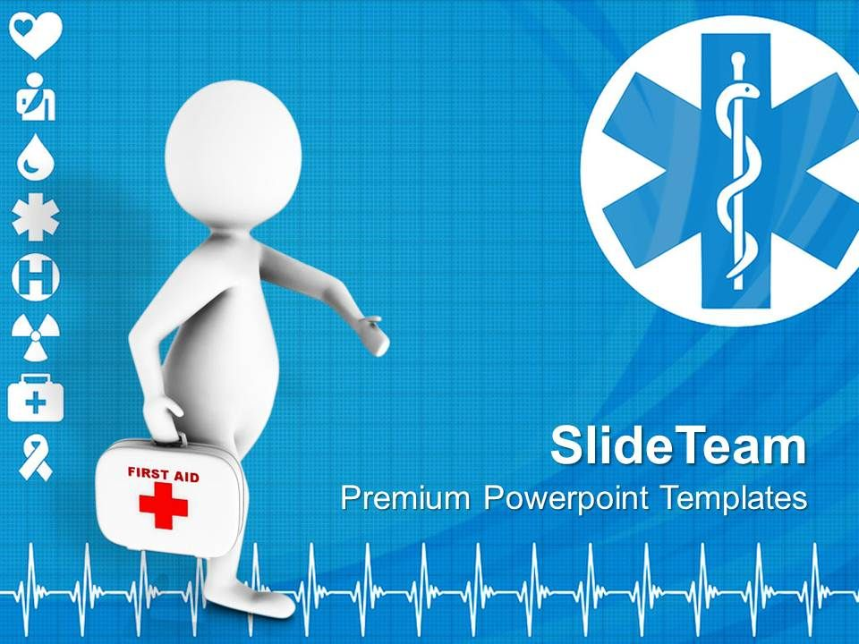D Doctor Medical Theme Powerpoint Templates Ppt Themes And