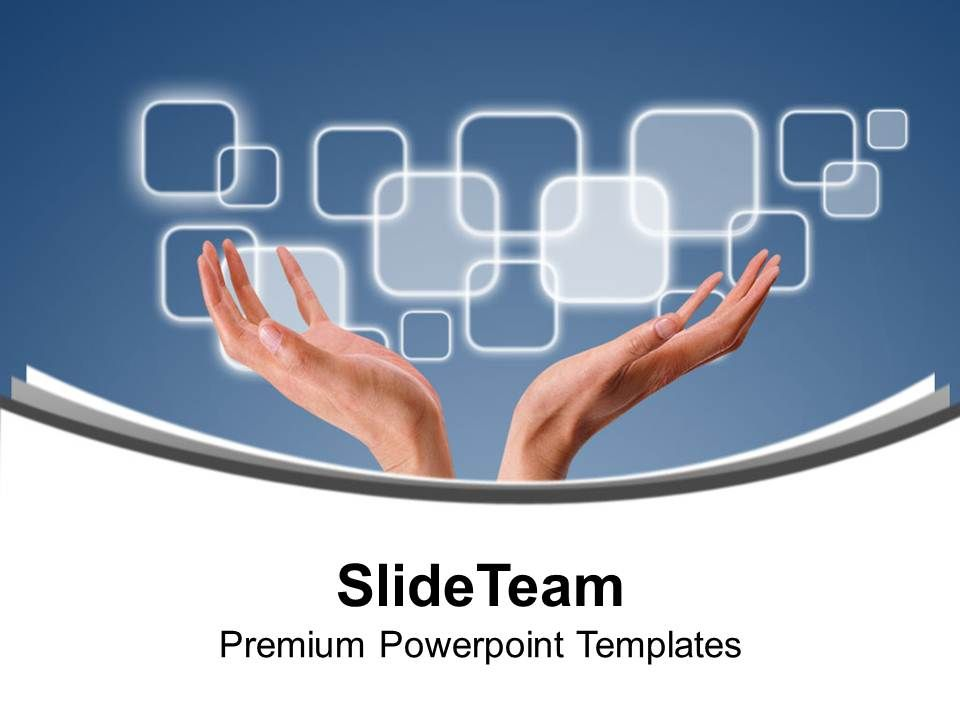 0413_touch_the_technology_powerpoint_templates_ppt_themes_and_graphics_Slide01