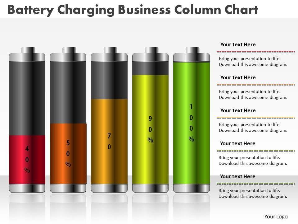 0414_battery_charging_business_column_chart_powerpoint_graph_Slide01