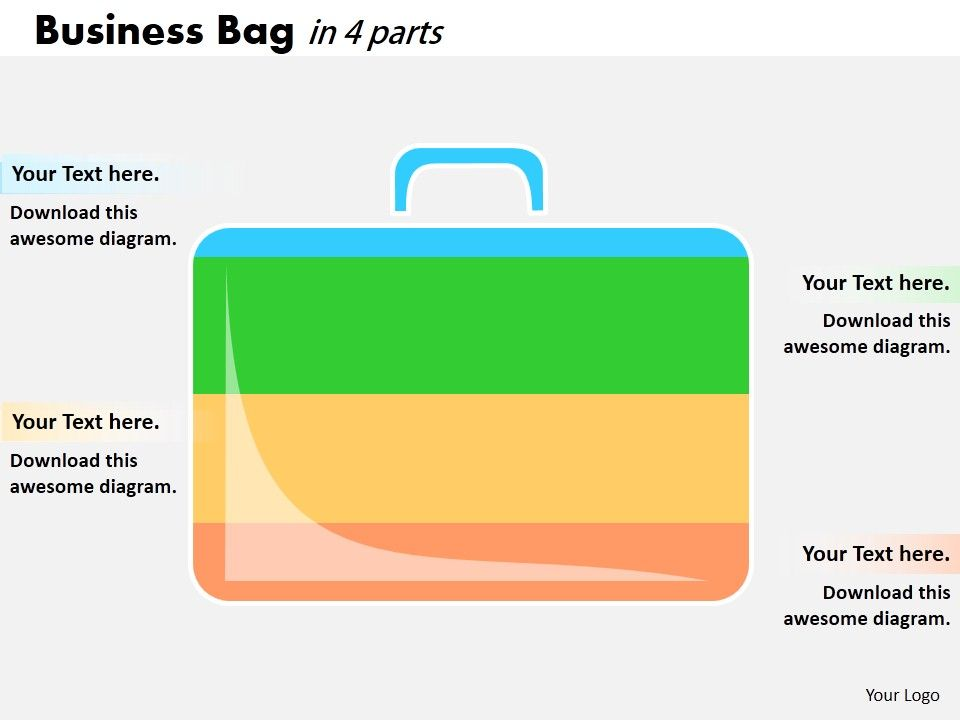 0414_business_bag_illustration_bar_chart_powerpoint_graph_Slide01