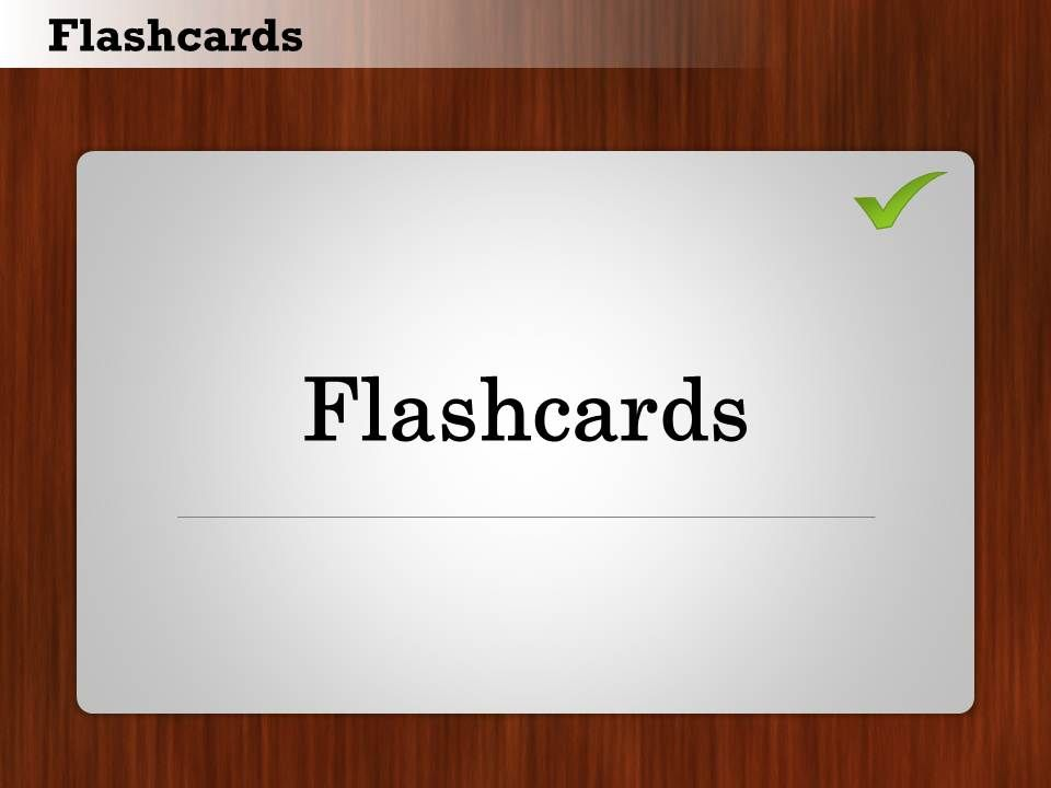 Business Consulting Diagram D Graphic Of Flash Card