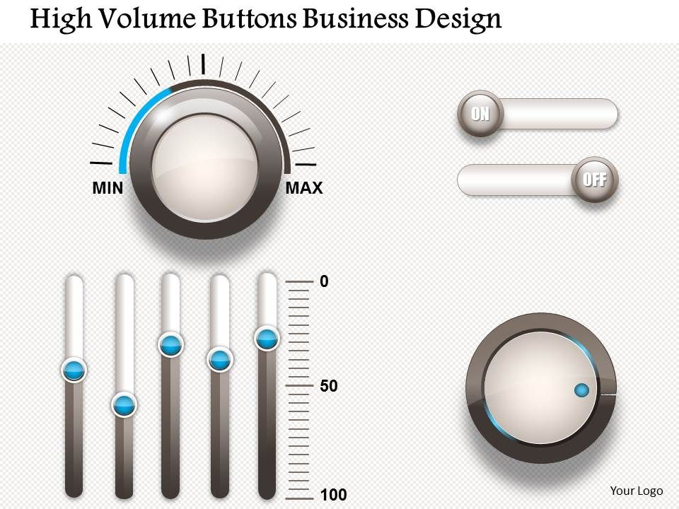 0414_business_consulting_diagram_high_volume_buttons_business_design_powerpoint_slide_template_Slide01