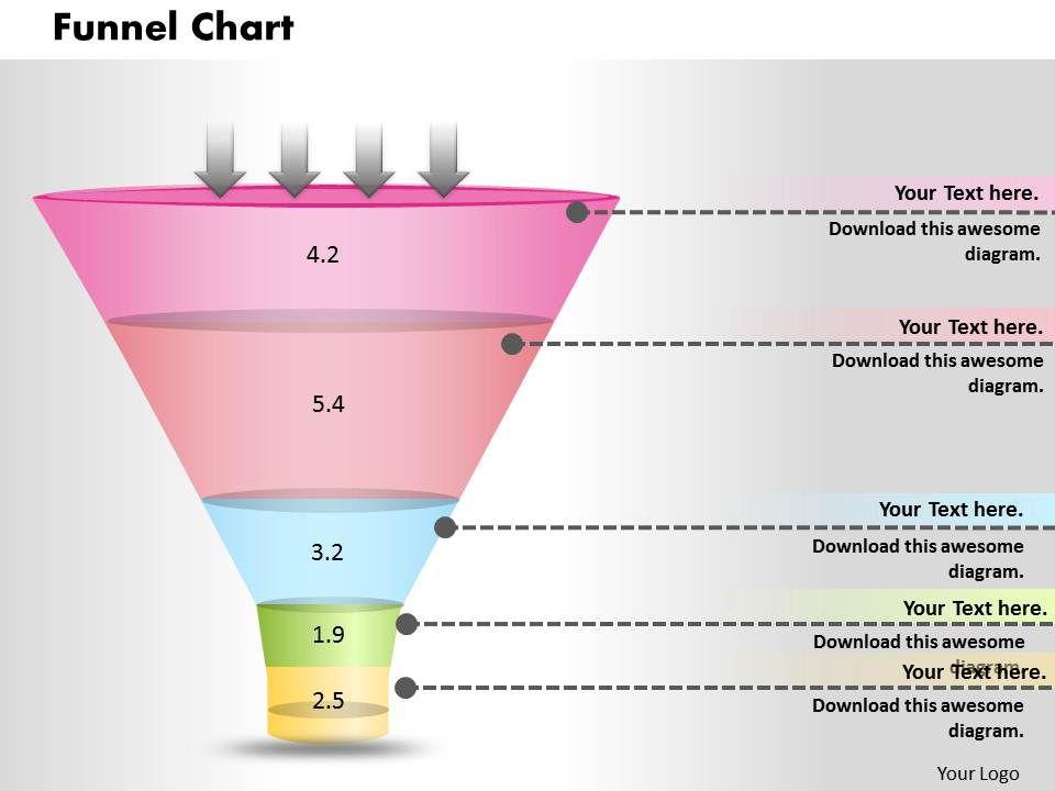0414_funnel_sales_bar_chart_illustration_powerpoint_graph_Slide01
