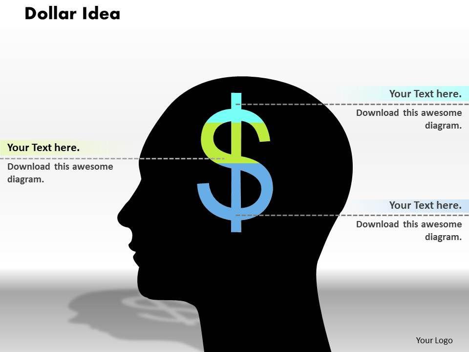 0414_human_face_dollar_bar_chart_powerpoint_graph_Slide01