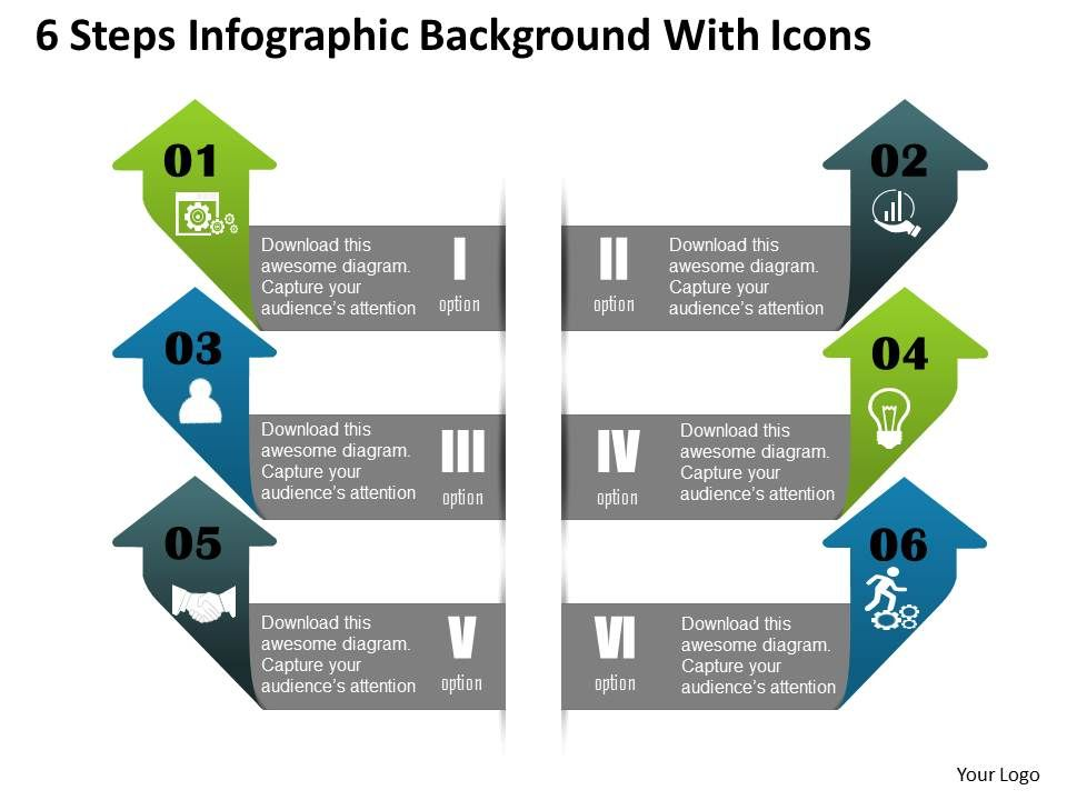 0514_business_consulting_diagram_6_steps_infographic_background_with_icons_powerpoint_slide_template_Slide01