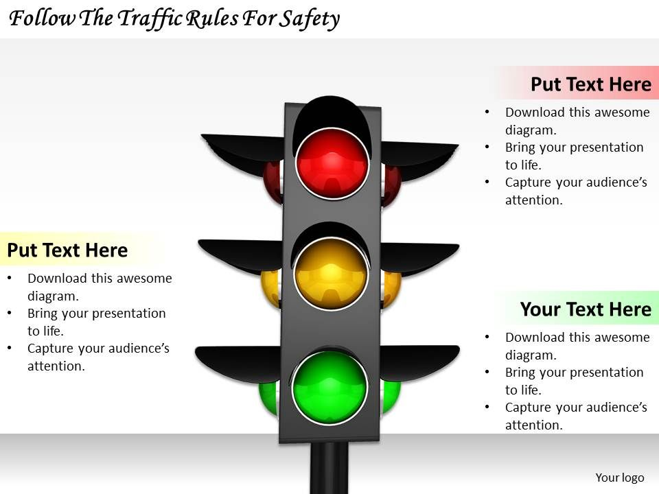 0514 follow the traffic rules for safety image graphics