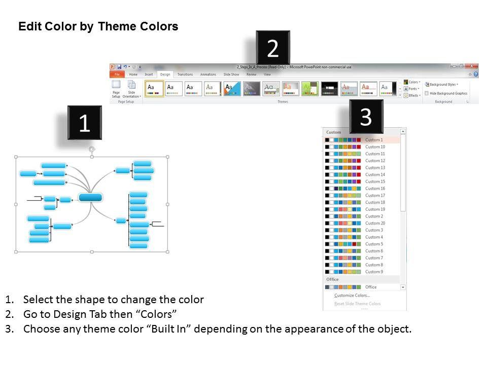 0614 Training Marketing Plan Mindmap Powerpoint Presentation