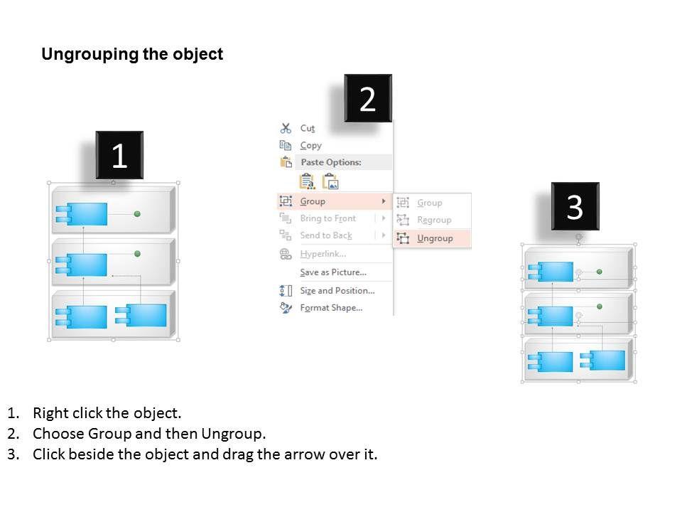 0614 Uml Deployment Diagram Powerpoint Presentation Templates