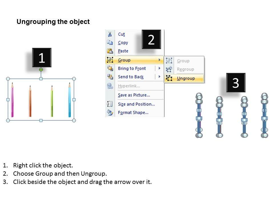 0620 Project Management 4 Stages Process Flow Move