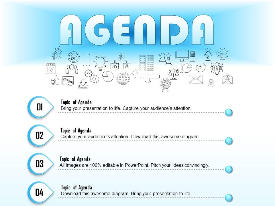 0714 Business consulting Four Steps To Building An Agenda