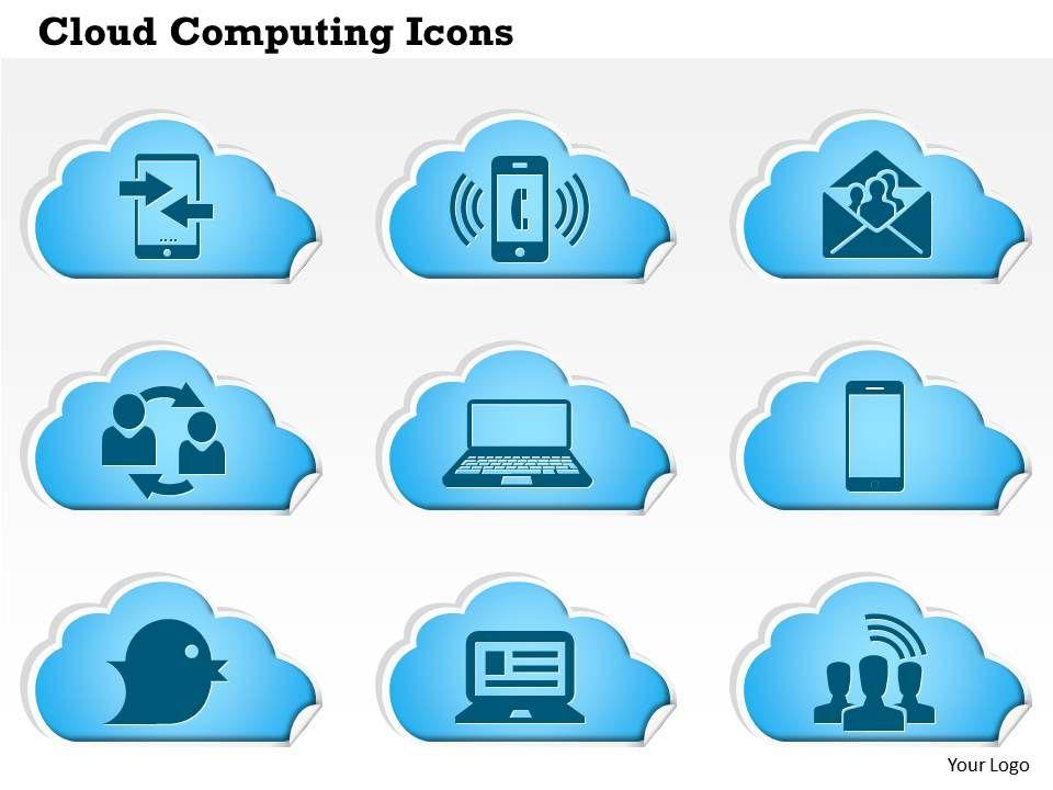 0814_cloud_computing_icons_phone_ringing_email_social_laptop_tweet_communication_ppt_slides_Slide01