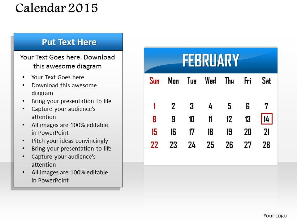 Powerpoint calendar template 2015 powerpoint calendar the perfect search results for new year 2015 powerpoint template free powerpoint calendar template 2015 toneelgroepblik Image collections