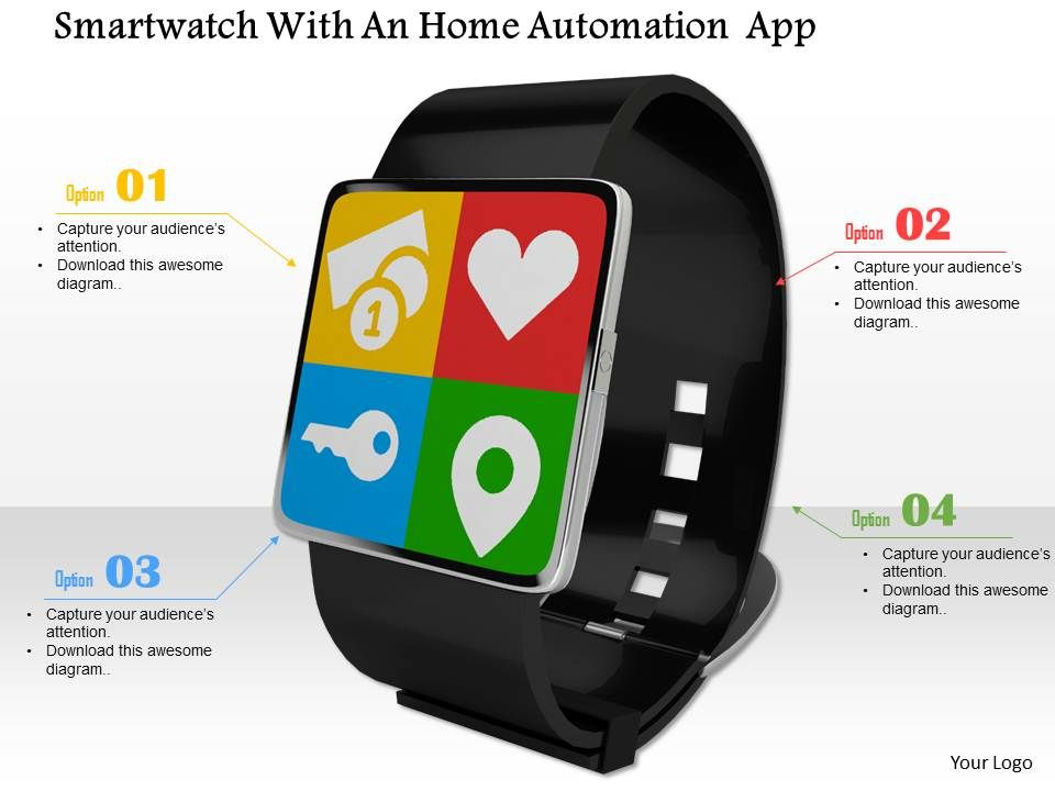 0814 Smartwatch With Multiple Application Image Graphics For