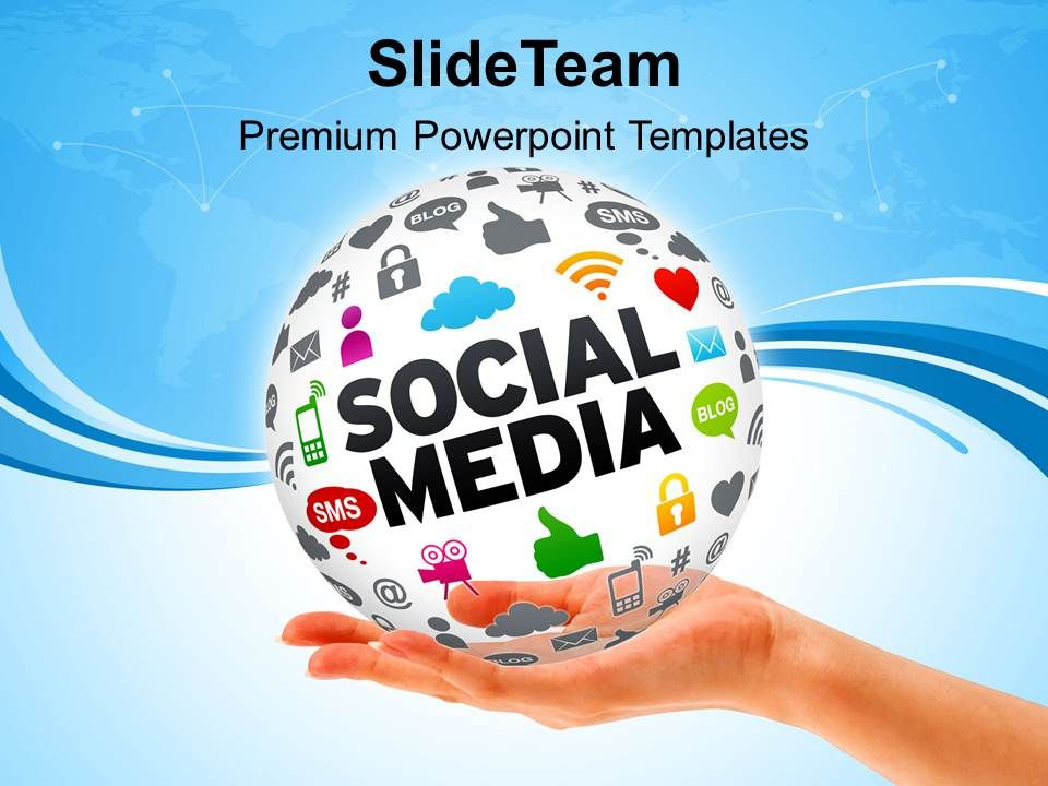 0814 Social Media Powerpoint Templates Ppt Backgrounds For Slides ...