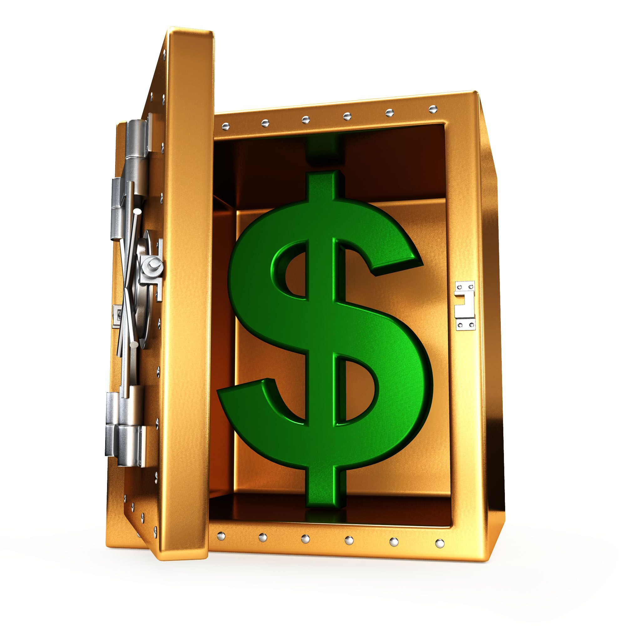 0914_3d_green_dollar_symbol_inside_the_safe_stock_photo_Slide01