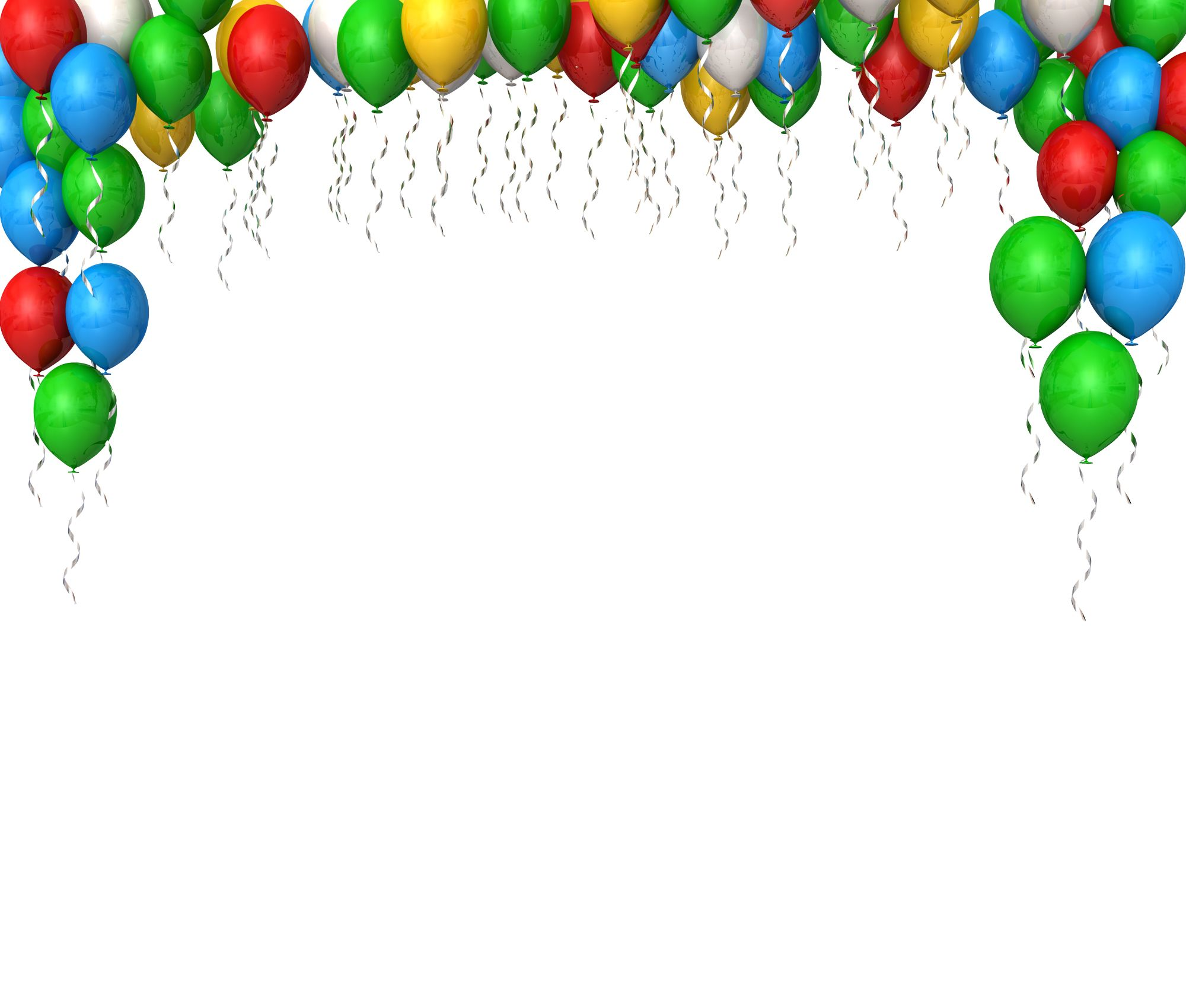 0914 Colorful Balloons For Birthday Celebrations Stock ...