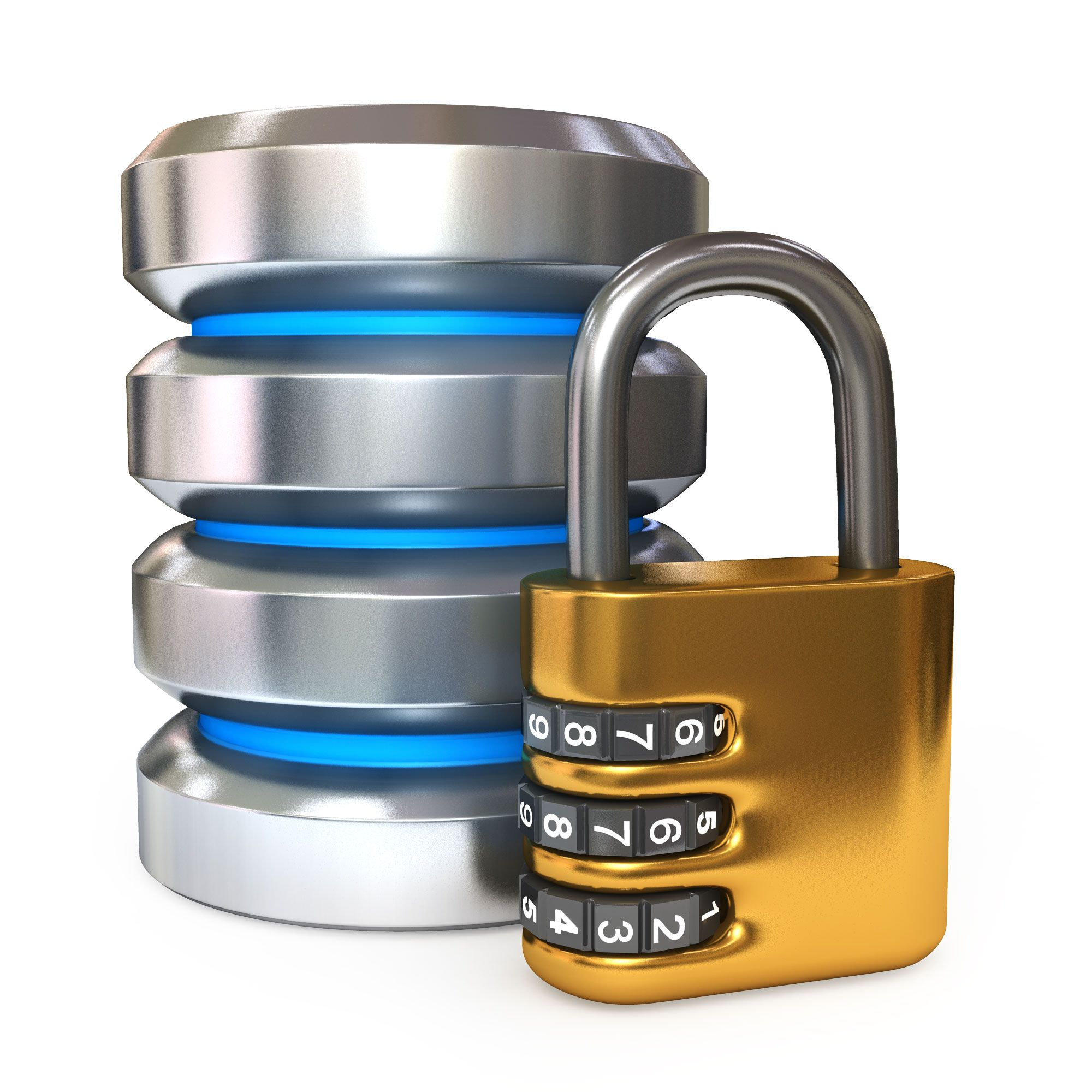 0914_database_icon_with_combination_lock_for_security_stock_photo_Slide01