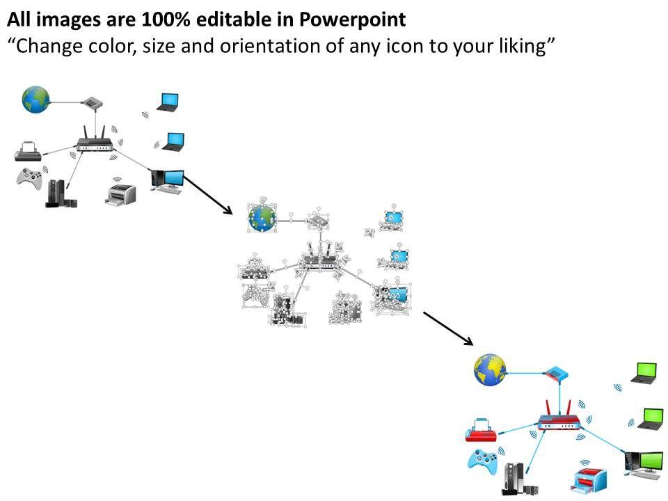 0914 home wireless network diagram networking wireless ppt slide rh slideteam net