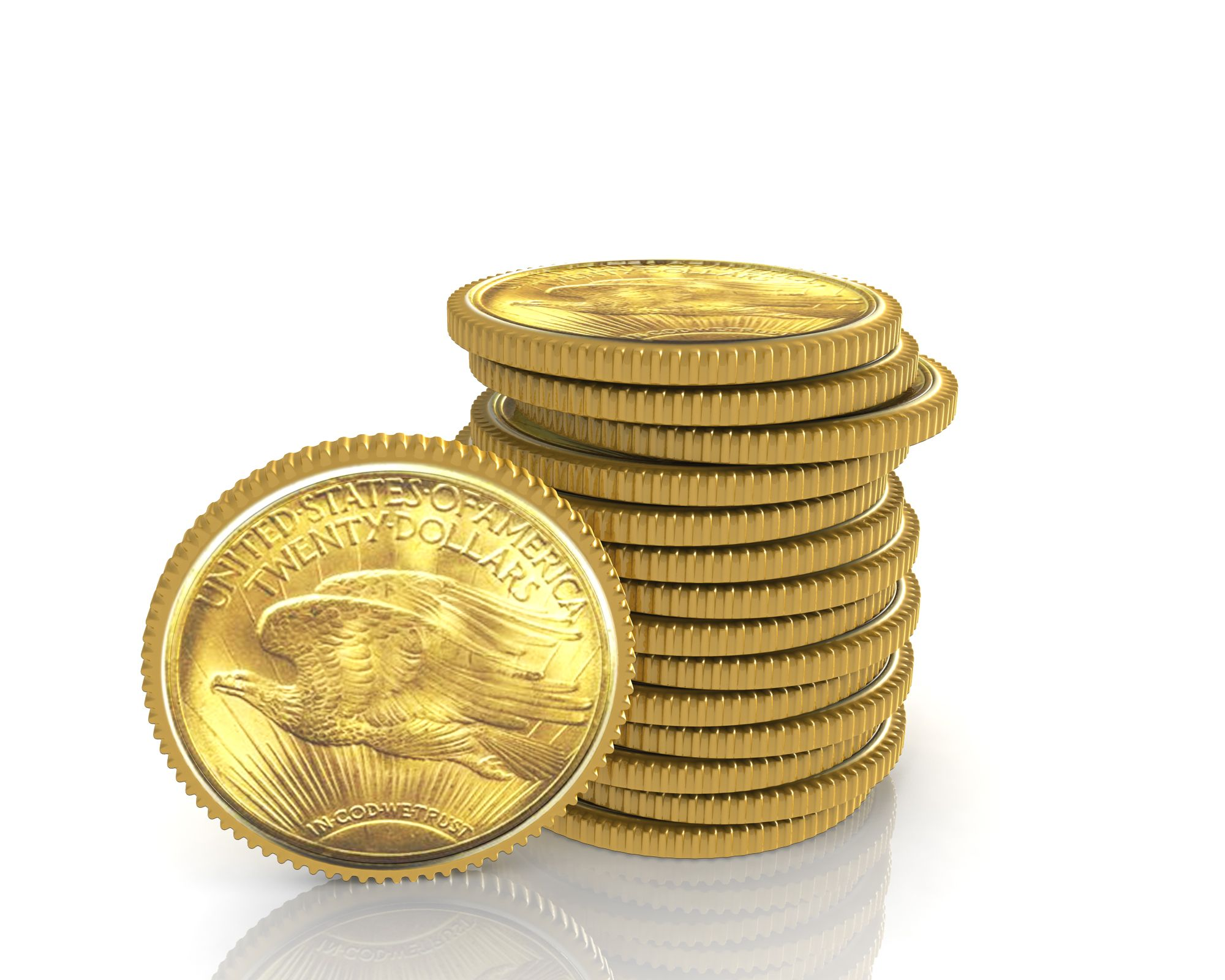 0914 Stacking Of American Dollar Coins With Single Standing Coin Image Stock Photo Powerpoint Templates Download Ppt Background Template Graphics Presentation
