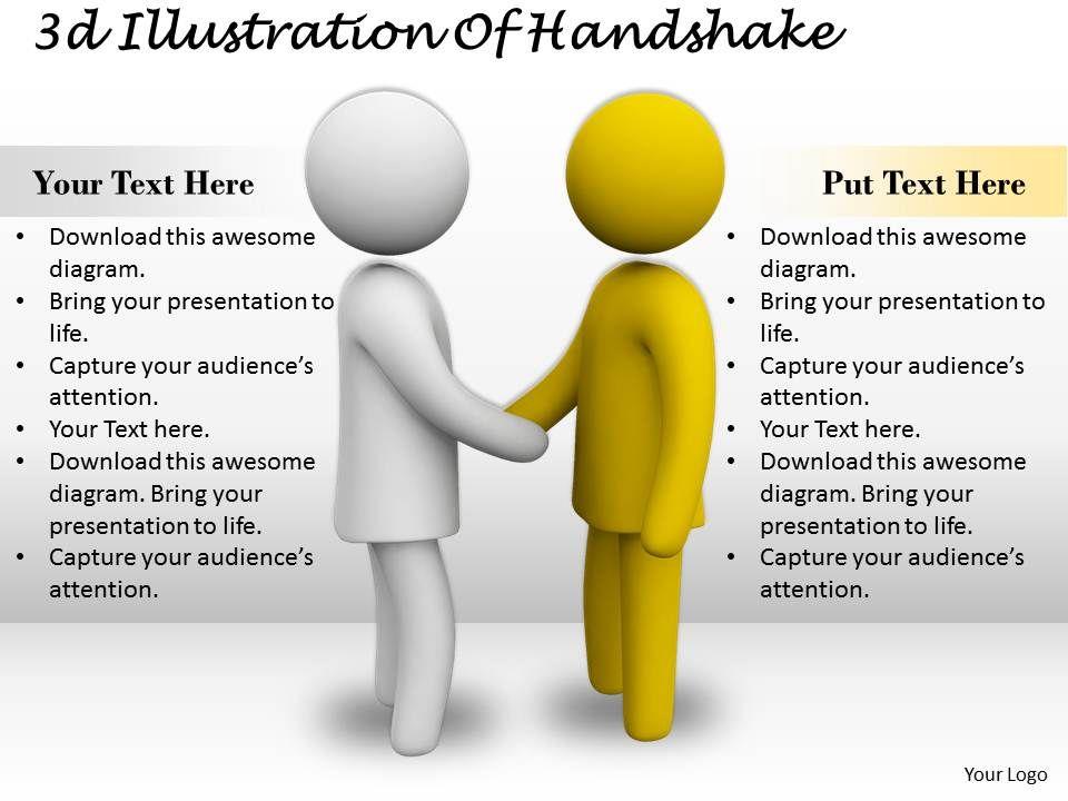 1013_3d_illustration_of_handshake_ppt_graphics_icons_powerpoint_Slide01