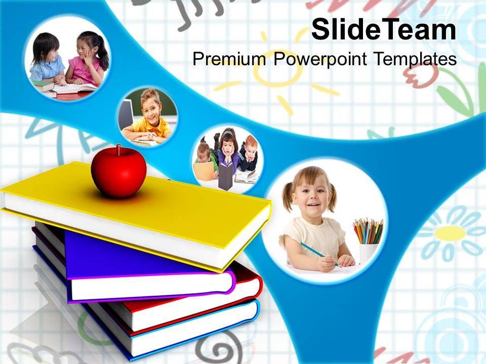 children powerpoint templates and ppt slides, Modern powerpoint