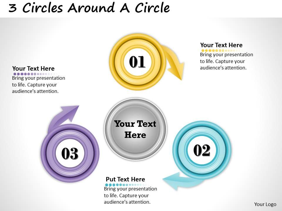 1013_busines_ppt_diagram_3_circles_around_a_circle_powerpoint_template_Slide01